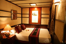 Classic Sail's double room
