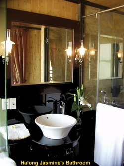 Jasmine Cruise's Bathroom