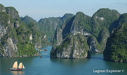 Lagoon Explorer in Halong Bay