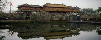 Tourists are enjoying Tours in Hue - The old imperial capital - TL301