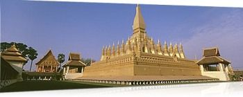 Tourists are enjoying Vientiane stopover 2 day tour - TL901