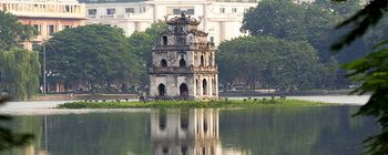 Tourists are enjoying Treasures of Indochina - TL713