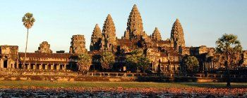 Tourists are enjoying Angkor world heritage - TL803
