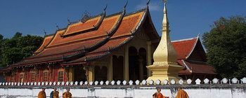Tourists are enjoying Luang Prabang 4 day tour - TL904