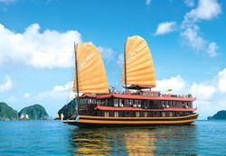 TOURISTS IN Oriental Sails