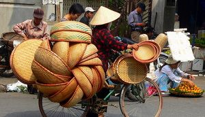 Travelers with Free and Easy Vietnam Classic Tour