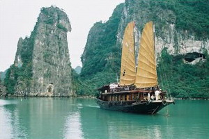 Halong Bay, Vietnam