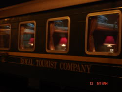 Royal Sapa train tickets booking services