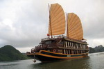 Indochina Sails, Halong Bay, Vietnam